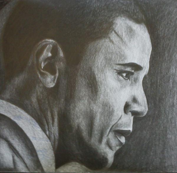 Barack Obama by yongyong
